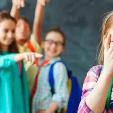 Bullying en el colegio: ¿Cómo podemos actuar los padres?