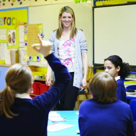 El lideratge a l'aula o com ser un professor líder (CATALÀ)
