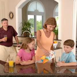 Mejora la convivencia familiar