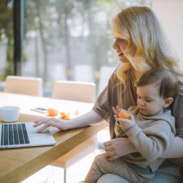 Teletrabajo, no doble jornada laboral para la mujer